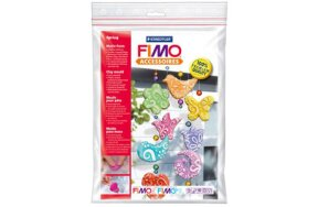 FIMO CLAY MOULD SPRING